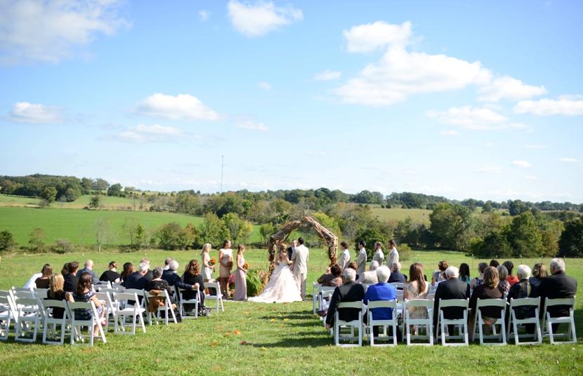 Jefferson county mo wedding