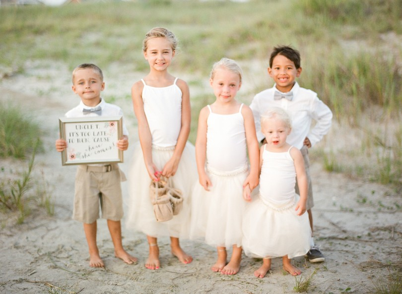 Holden Beach North Carolina Lindsey Pantaleo Wedding Engagement