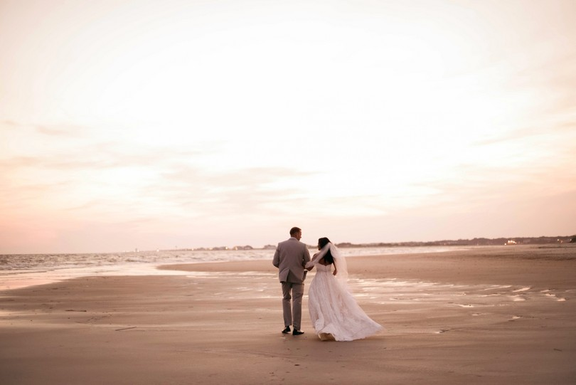 Holden-Beach-North-Carolina-Lindsey-Pantaleo-Wedding-Engagement-Beach (35)