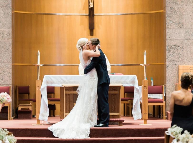 Mr Mrs Smith Kimball Ballroom Columbia Missouri Lindsey Pantaleo Fine Art Wedding And