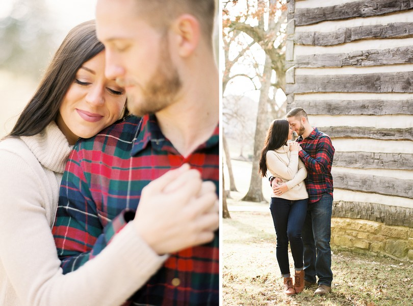 Wedding-Photographer-Lindsey-Pantaleo-Engagement-Shoot-Jefferson-City-Missouri-River-Access (17)