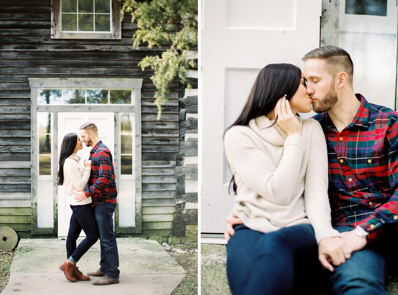 Wedding-Photographer-Lindsey-Pantaleo-Engagement-Shoot-Jefferson-City-Missouri-River-Access (18)